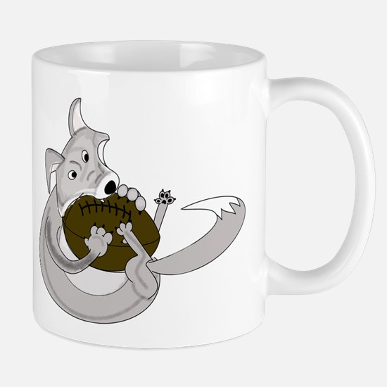The Silver Fox Mug
