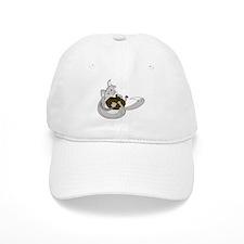 The Silver Fox Baseball Cap