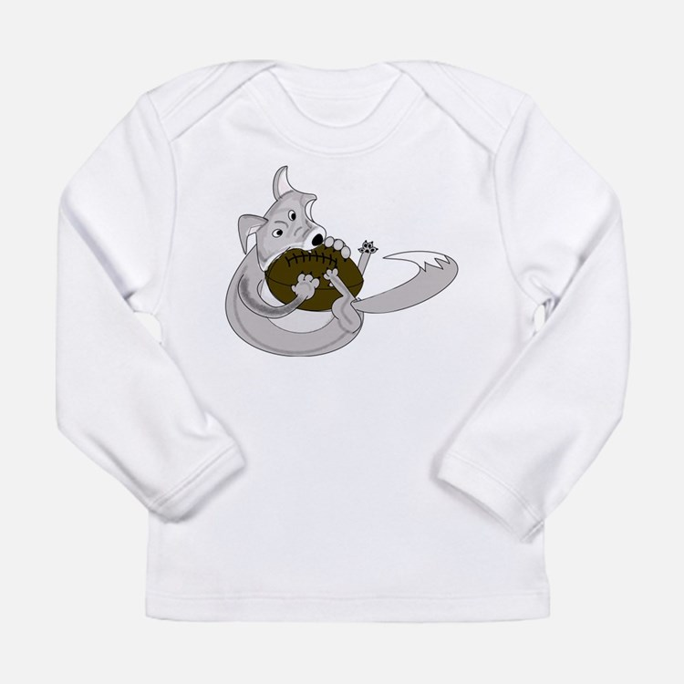 The Silver Fox Long Sleeve Infant T-Shirt