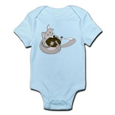 The Silver Fox Infant Bodysuit