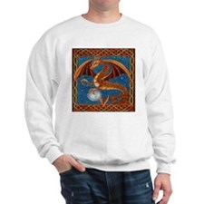 Celtic Dragon Sweatshirt
