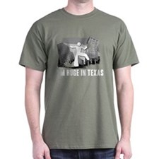 I'm Huge In Texas, Funny, T-Shirt