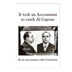 Al Capone Postcards (Pkg of 8)
