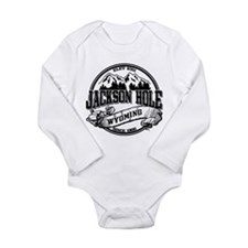 Jackson Hole Old Circle 2 Long Sleeve Infant Bodys