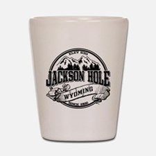 Jackson Hole Old Circle 2 Shot Glass