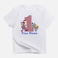 First Birthday Circus Infant T-Shirt