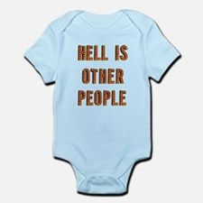Cute Sartre Infant Bodysuit