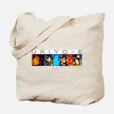 Ukiyo-e - 'Floating World' Tote Bag