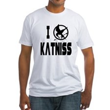 Hunger Games I Love Katniss Shirt
