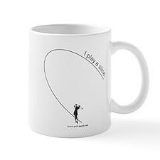 I Play a Slice Mug