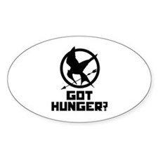 Got Hunger? The Hunger Games Decal