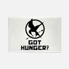 Got Hunger? The Hunger Games Rectangle Magnet