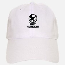 Got Hunger? The Hunger Games Baseball Baseball Cap
