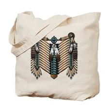 Native American Breastplate - Tote Bag