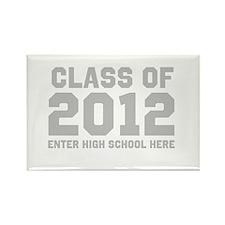 2012 Graduation Rectangle Magnet