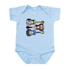 Art of the Uke Infant Bodysuit
