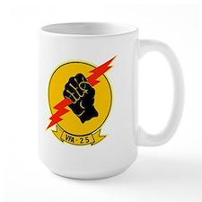 VFA 25 Black Maces Mug