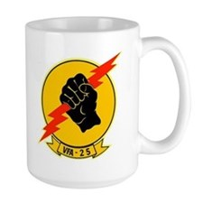 VFA 25 Black Maces Mug