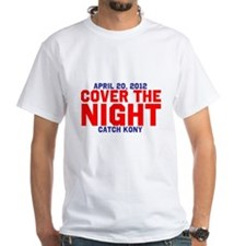 Cover The Night Kony Shirt