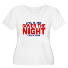 Cover The Night Kony T-Shirt