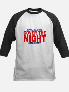 Cover The Night Kony Kids Baseball Jersey
