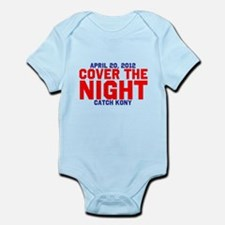 Cover The Night Kony Infant Bodysuit