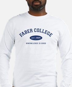 2-Faber Long Sleeve T-Shirt
