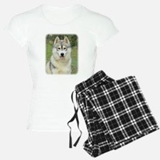Siberian Husky 9L69D-14 Pajamas
