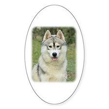 Siberian Husky 9L69D-14 Decal