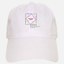 Pythagorean Theorem Proof Baseball Baseball Cap