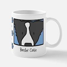 Anime Border Collie Mug