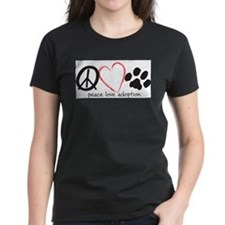 Cute Rescue dog Tee