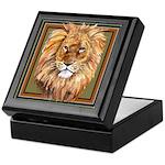 African Animals Keepsake Box
