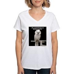 keeps a parrot/ cockatoo Shirt