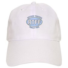 Retired Teacher IV Baseball Cap