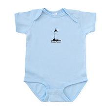 Race Point Lighthouse. Infant Bodysuit