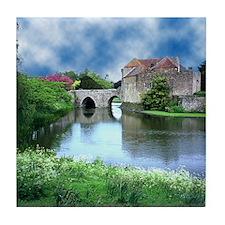 Leeds Castle 03 - Tile Coaster