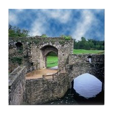 Leeds Castle 02 - Tile Coaster