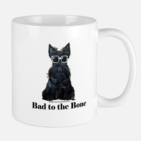 Scottie Bad to the Bone Mug