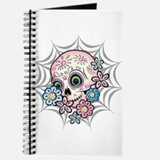Sweet Sugar Skull Journal