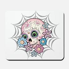 Sweet Sugar Skull Mousepad