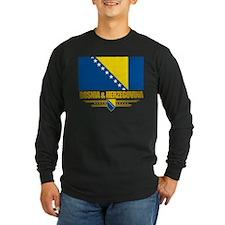"""""""Bosnia & Herzegovina Flag"""" T"""