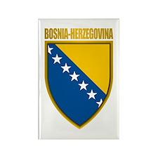 """Bosnia & Herzegovina COA"" Rectangle Magnet"