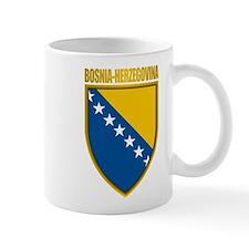 """Bosnia & Herzegovina COA"" Mug"