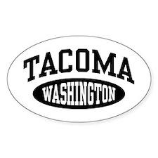 Tacoma Washington Decal