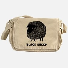 Black Sheep Messenger Bag