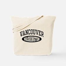 Vancouver Washington Tote Bag