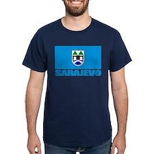 """""""Sarajevo"""" T-Shirt"""