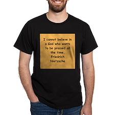 nietzsche gifts and apparel. T-Shirt
