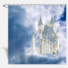 Fairytale Castle Shower Curtain